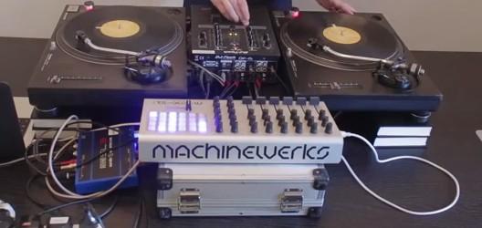 Machinewerks CS X51 & Serato DJ – 15 Minute Club Set