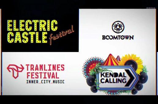 Summer 2018 Festivals